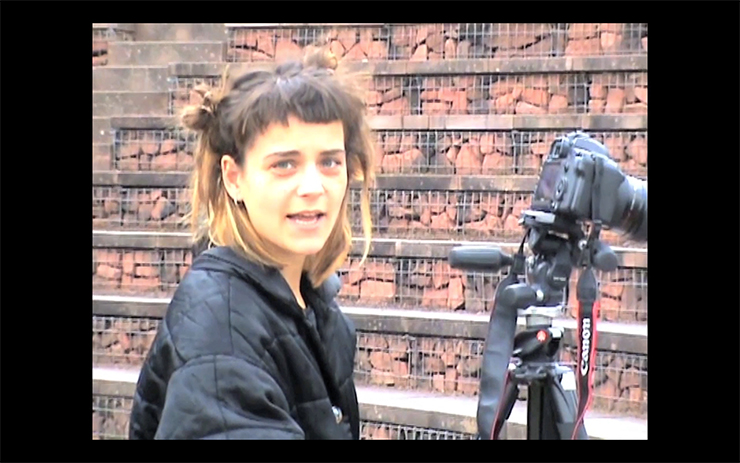 Nkv nassauischer kunstverein wiesbaden nkvextra luzie for The balcony film